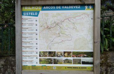 wandelroutes Arcos de Valdevez @AllforNatureTravel